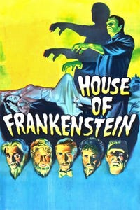 House of Frankenstein as Lawrence Talbot