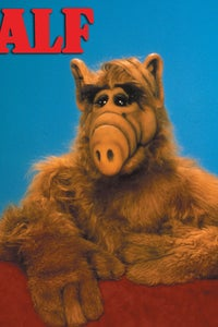 ALF as Denise