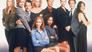 David E. Kelley Thinks Ally McBeal Should Be Rebooted by a Woman