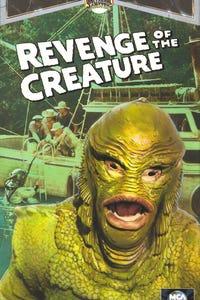 Revenge of the Creature as Lab Technician