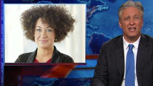 Jon Stewart Took On Rachel Dolezal's Story...And How Fox News Did