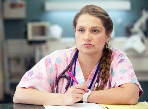 "Nurse Jackie - Season 5 - ""Lost Girls"" - Merritt Weaver"