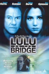 Lulu on the Bridge as Man in Coffeehouse