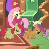 My Little Pony Friendship Is Magic, Season 1 Episode 17 image