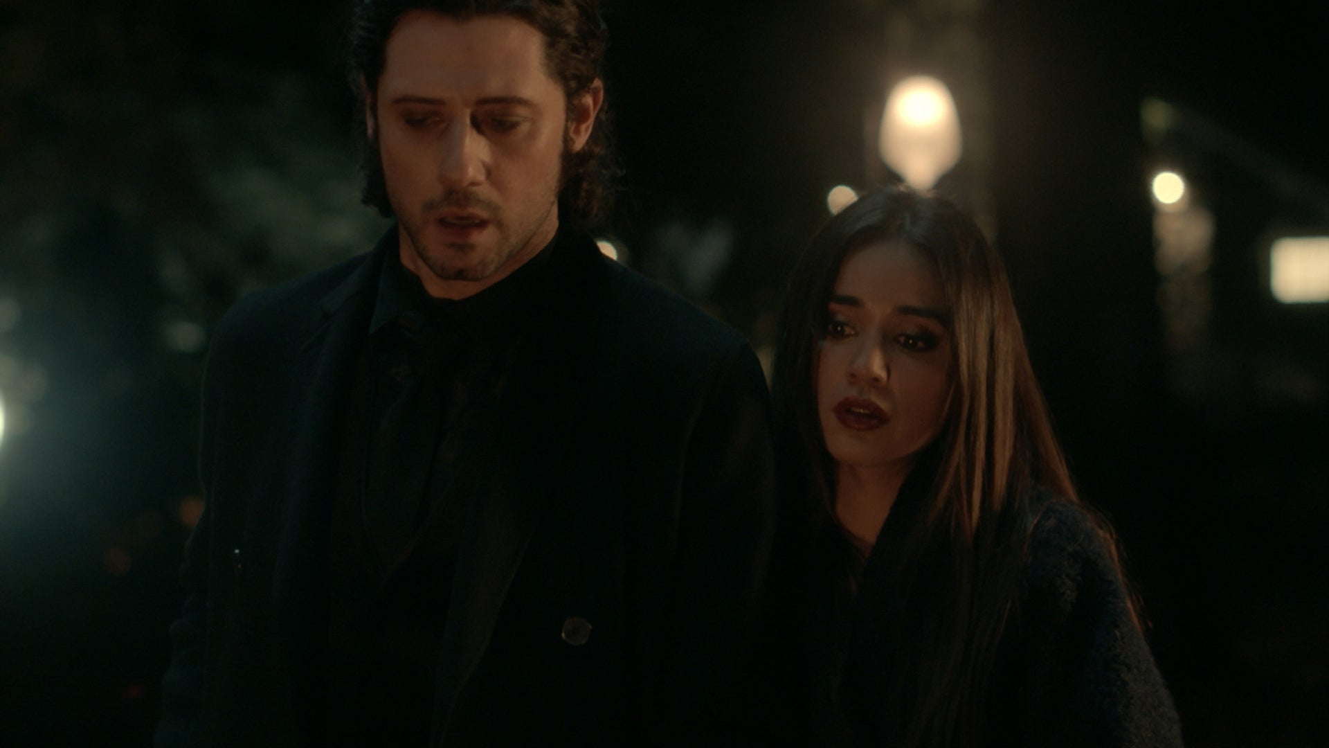 Hale Appleman and Summer Bishill, The Magicians