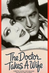 The Doctor Takes a Wife as Johnson
