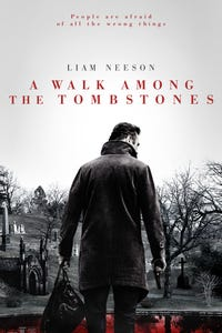 A Walk Among the Tombstones as Ray