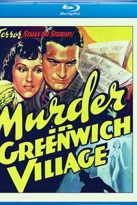 Murder in Greenwich Village as Rodney Hunter