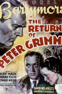 Return of Peter Grimm as James