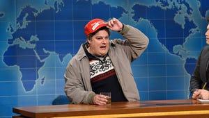 Bobby Moynihan Breaks Down SNL's Year of Trump