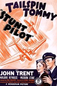 Stunt Pilot as Martin