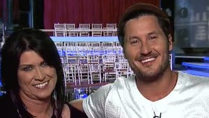 Val Chmerkovskiy's Dancing with the Stars Partner Is a Former Facts of Life Star