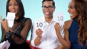Watch Pose's Mj Rodriguez, Janet Mock, and Steven Canals Rate the Biggest Pop Culture Moments of 2019