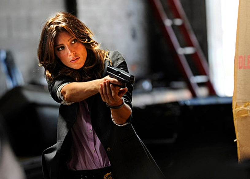 "Blue Bloods - Season 2 - ""Critical Condition"" - Jennifer Esposito"