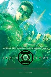 Green Lantern - Lanterna Verde as Young Hal