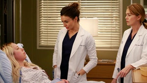 Grey's Anatomy: Meredith Gets a Blast from the Past