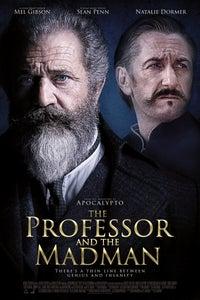Il professore e il pazzo as Eliza Merrett
