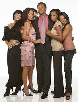 Girlfriends - cast