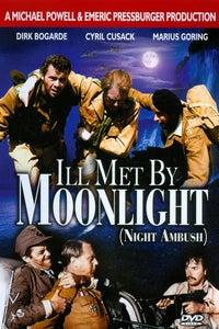 Ill Met by Moonlight as German officer at dentists
