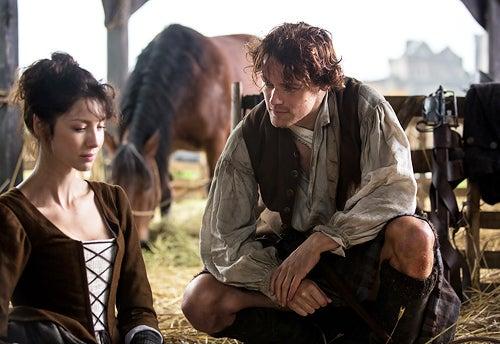 Outlander – Season 2 –  Caitriona Balfe, Sam Heughan