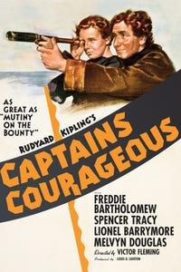 Captains Courageous as Manuel