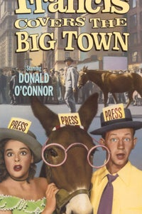 Francis Covers the Big Town as Judge Stanley