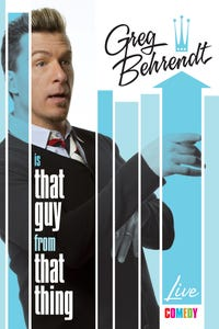 Greg Behrendt: That Guy From That Thing