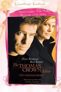 The Thomas Crown Affair as Friedrich Golchan