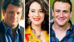 Mega Buzz: Handcuffs on Castle, 2 Broke Hookers, and Marshall's HIMYM Tribute