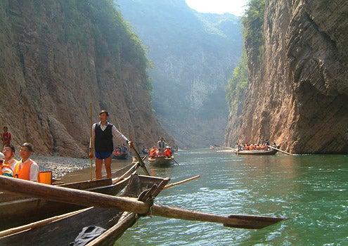P.O.V. - Up the Yangtze