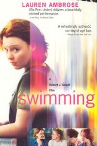 Swimming as Josee