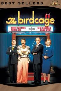 The Birdcage as Barbara Keeley