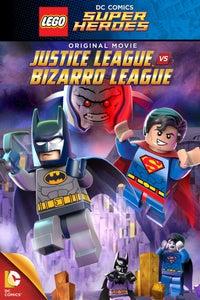 Justice League vs. Bizarro League