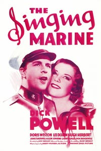 The Singing Marine as Marine in Marine Grill