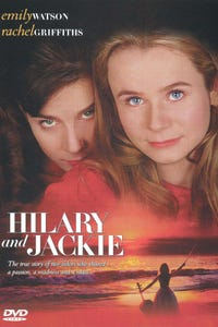 Hilary and Jackie as Hilary du Pré