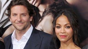 Bradley Cooper, Zoe Saldana Break Up Again