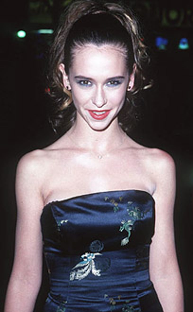 Jennifer Love Hewitt - I Know What You Did Last Summer Premiere - 1997