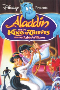 Aladdin and the King of Thieves as Iago