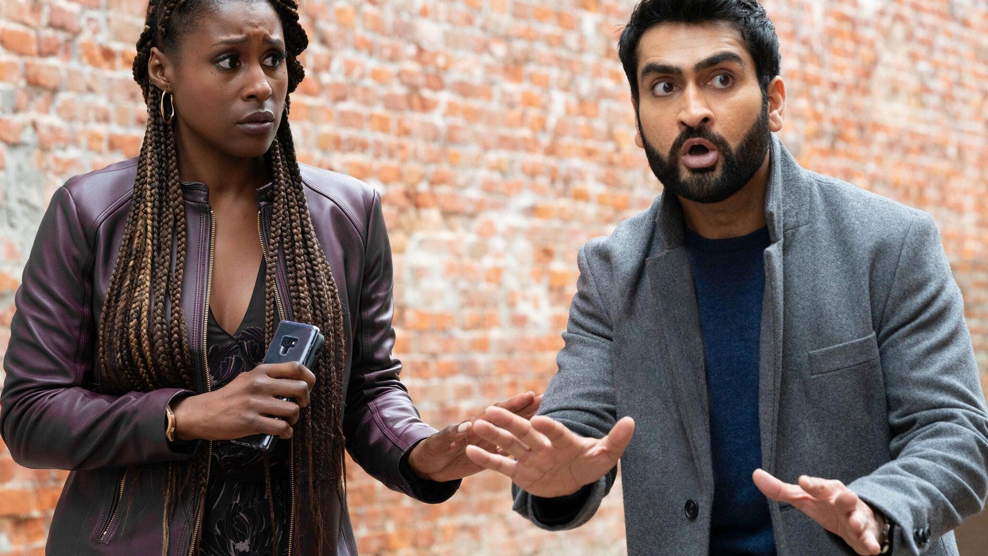 Issa Rae and Kumail Nanjiani, The Lovebirds