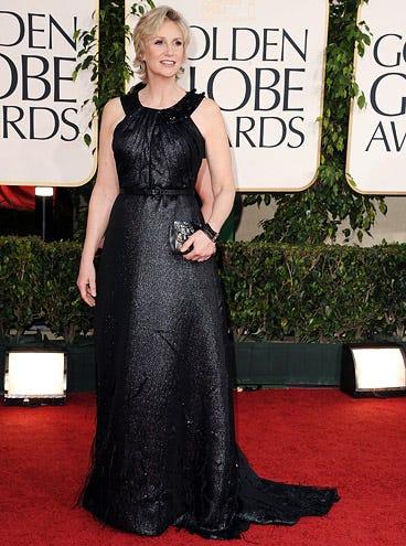 Jane Lynch - The 68th Annual Golden Globe Awards, January 16, 2011