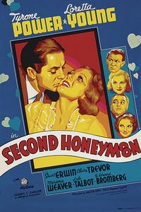 Second Honeymoon as Reporter