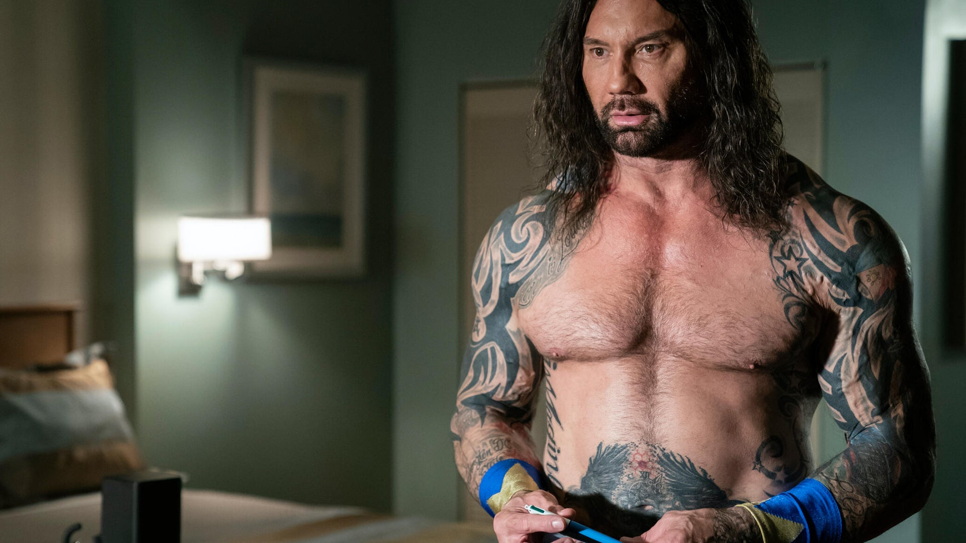 Dave Bautista, Room 104