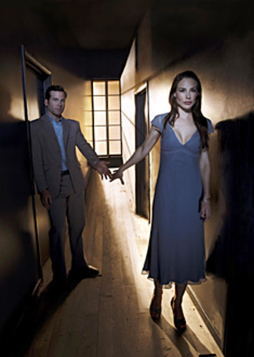 Nightmares and Dreamscapes - Eion Bailey and Claire Forlani