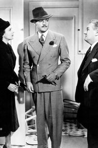 Joseph Crehan as Old Gentleman