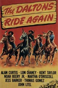 The Daltons Ride Again as Grat Dalton