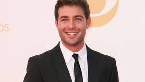 James Wolk Is Married! See a Gorgeous Photo from His Wedding