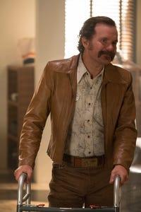 Sean Bridges as Ranger Tisdale