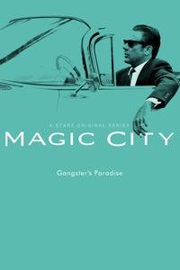 Magic City as Meg Bannock