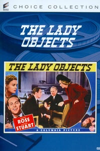The Lady Objects as Mr. Harper