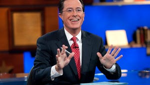 """Stephen Colbert on Late Show Gig: """"I Do Not Envy Whoever They Try to Put in That Chair"""""""